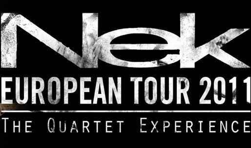 European tour 2011